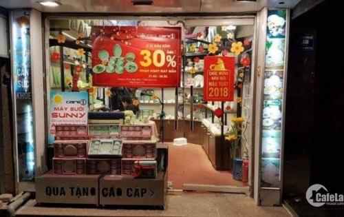 Cho thuê cửa hàng mặt phố Triều Khúc 150m2, 3 tầng, mặt tiền 8m 42tr/ tháng