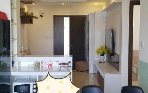 Cho thuê căn hộ đầy đủ nội thất, mới nhận nhà