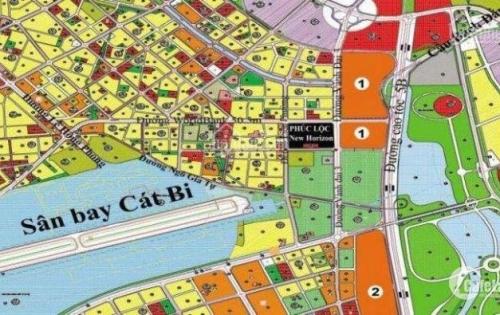 -Mở bán đợt 1 khu đô thị nam hải,hải an,hải phòng,giá 10.5 triệu/m2