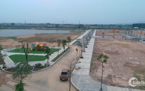 Bán đất suất ngoại giao tại dự án bách việt lake garden