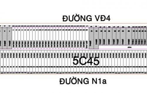 ĐẤT MP4,MẶT TIỀN VĐ4 RỘNG 60M, SỔ ĐỎ THỔ CƯ 100%. LH 01642927318