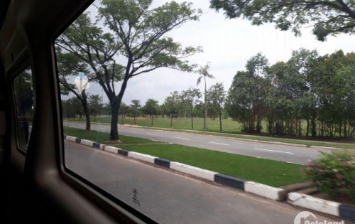 Ngân hàng thanh lý 600m2 đất giá 490tr/nền hỗ trợ vay 80% đất trung tâm hành chính sổ hồng.