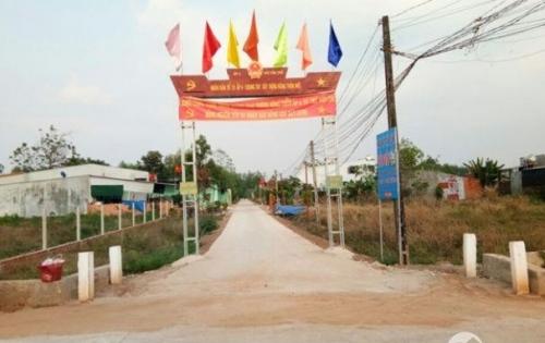 Cần tiền bán gấp lô đất ngay chợ Trừ Văn Thố, sát khu công nghiệp Chơn Thành, gần QL 13, giá đầu tư