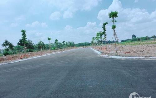 Đất nền dự án mặt tiền Bắc Sơn Long Thành  giá chỉ 650tr/nền