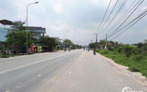 Bán đất sổ hồng riêng thổ cư 100% trên mặt tiền đường Huỳnh Văn Nghệ nối dài
