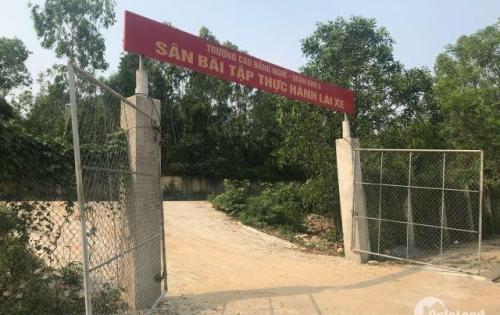 Bán lô đất khu gia đình Quân Nhân K55, Hòa Phát, Cẩm Lệ, Đà Nẵng