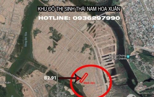 Rẻ nhất Nam Hòa Xuân không thể bỏ qua B2.91 thông thương thuận lợi