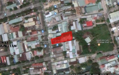 Lô đất 2 mặt tiền đường thông dài, gần bến xe trung tâm, diện tích lớn kinh doanh sinh lời cao