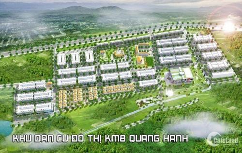 Sổ đỏ giao tận tay, nhanh tay sở hữu đất tại Km8 Quang Hanh ngay hôm nay