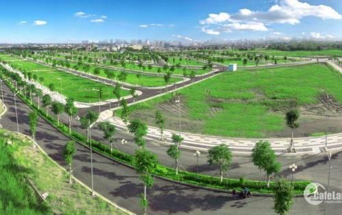 Bán gấp lô 5x20 đất dự án tại Long Hậu, giá GĐ1 pháp lý rõ ràng