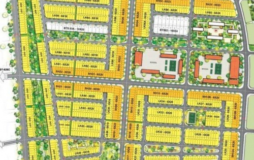 Siêu Dự Án 267ha của Tập Đoàn T&T Group tại Long Hậu,Cần Giuộc,Long An