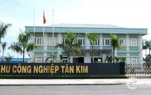 Bán lô đất thổ cư QL 50, KCN Tân Kim - Đặng Huỳnh, Cần Giuộc, Long An