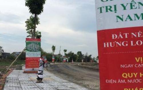 4 lô đẹp nhất dự án Trị Yên Riverside, cách chợ Bình Chánh 4km, SHR, xây dựng tự do. LH: 0909 810 993