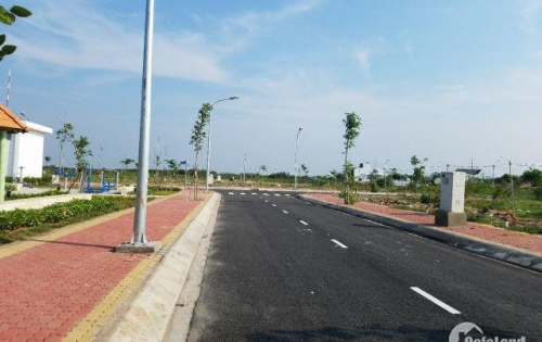 Bán dự án T&T Long Hậu 2 lô liền kề đường số 10 13m, nhận nền xây nhà liền tháng 6.