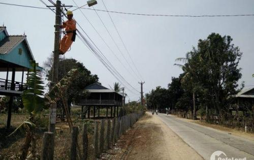 Bán đất dự án giá rẻ Long An, đường 835 huyện Cần Giuộc 13:52