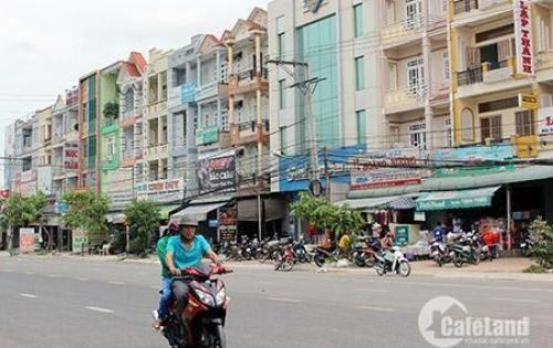 Bán gấp 2 lô đất gần chợ Ngã 6 - Châu Thành
