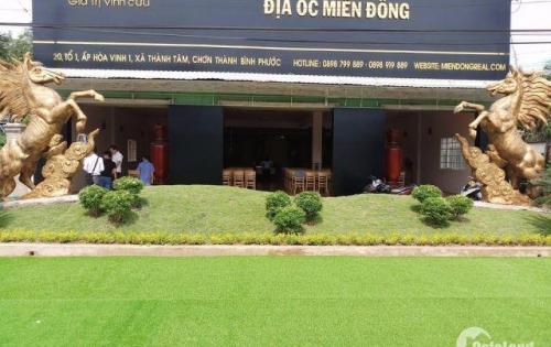 Chính chủ cần bán gấp lô đất thị trấn Chơn Thành, QL13
