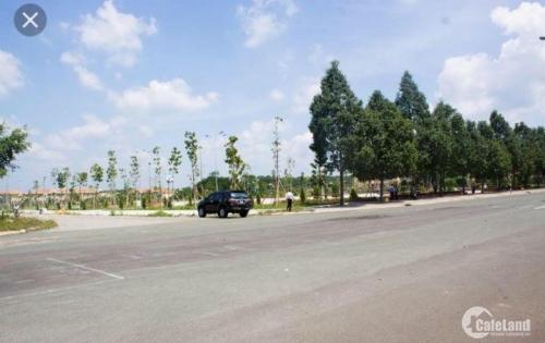 Chỉ 380tr bạn sẽ sở hữu nền đất 100m2 ngay công KCN Becamex.