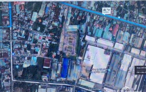 Bán đất dĩ an gần trung tâm mua sắm và chợ dĩ an 1