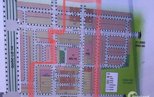 Siêu Dự Án Phú Hồng Thịnh 10 có TTTM Wincom và chợ nằm trong dự án.Thị Xã Dĩ An - Bình Dương