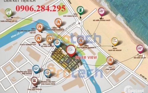 Dự án đất nền nằm trên đường An Dương Vương - Lạc Long Quân