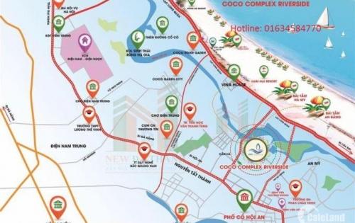 Ra mắt dự án mới Coco Complex Riverside giáp sông Cổ Cò, nằm ngay sau lưng Vinahouse, giá rẻ, cơ hỗi sinh lời cao - LH: 0163 4584 770