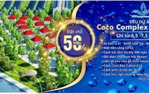 Dự án Coco Complex Riverside giai đoạn 1