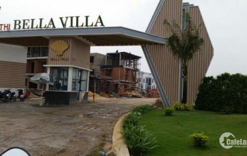 Bán đất nền tại dự án Bella Villa Đức Hoà-cơ hội chỉ một lần cho nhà đầu tư
