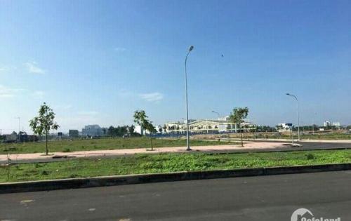 Bán đất xây trọ gần Chợ Mỹ Hạnh, KCN Xuyên Á, sổ hồng riêng