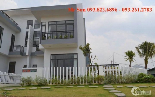 Bella Villa 1,5 tỷ/NỀN 100M2, Chiết Khấu Ngay 5%, Ngay TT Thị Trấn Đức Hoà, LH 093.680.9413 Sơn