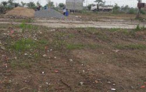 đất mặt tiền tỉnh lộ 8,Ngay cổng KCN ĐỨC HÒA,Long an.