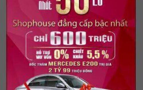 TNR Stars Đồng Văn chính thức mở bán đợt cuối cùng 100 lô mặt tiền đại lộ Lê Công Thanh 68m