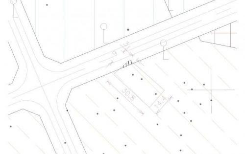 Cần thanh lý nhanh 433m2 bán đất Đa Tốn - Mặt đường lớn giá chỉ 19tr/m2 - Sổ đỏ chính chủ