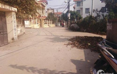 Bán nhanh đất đẹp mặt đường Làng Vàng, Cổ Bi, Gia Lâm, HN, DT 90m2, MT 5 m kinh doanh rất tốt. LH 01685851706.