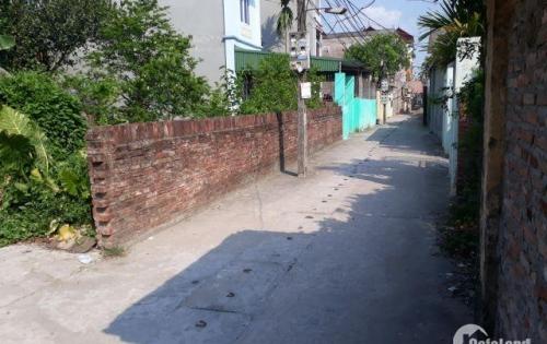 Bán 48m2 làng Cam, Xã Cổ Bi, Huyện Gia Lâm, Hà Nội. Mt 4.5. Đường 5m