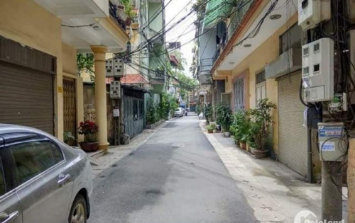 Bán 65m2 Đất, Ngõ Ô tô tại Ngõ 90 Yên Lạc – Hai Bà Trưng, Giá 6 tỷ.