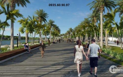 Đất Resort 2 mặt tiền view sông Cổ Cò quận Ngũ Hành sơn.TP.Đà Nẵng