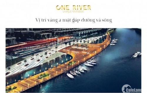Đất nền biệt thự One River Đà Nẵng - nơi thể hiện đẳng cấp thượng lưu.