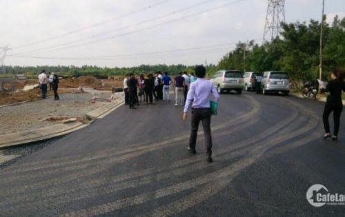 Bán 90m2 đất thổ cư đường Vĩnh Lộc, Bình Chánh, SHR, XDTD giá 710tr/nền.