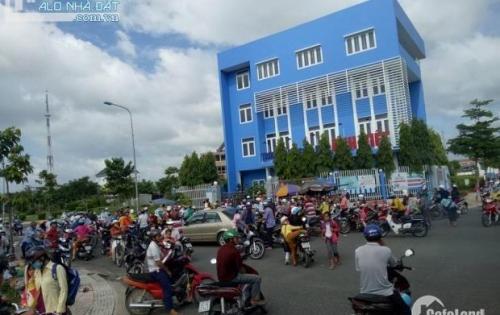 Bung 50 nền mới ngay MT QL50 canh chợ Phong Phú, SHR có sẵn, F1, Chính Chủ, giá 620tr/100m2, LH 0932042462