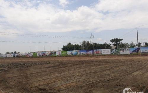 Trong ngày bán gấp lô đất xã Hưng Long giao QL50 5x20 SHR 0919359552