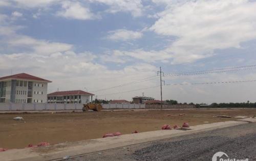 Thanh lý đất nền nhà phố mặt tiền QL50 giá sốc, SHR