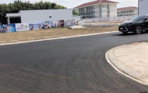 Dự Án Khu Dân Cư Trung Tâm An Phú Center ,MT QL 50,giá chỉ 650 triệu/100m2, sổ hồng riêng