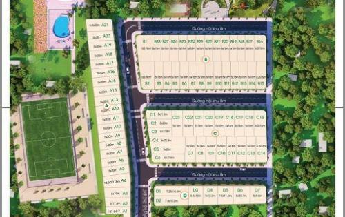 Mở bán giai đoạn 1 dự án  Đại Phú City, cụm KDC đĩa bay gần TP Hồ Chí Minh - 0931 924 168