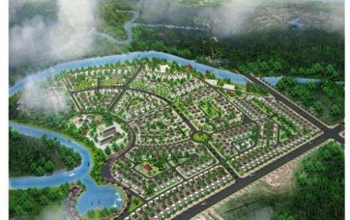Bán đất nền biệt thự khu dân cư Phước Lộc – La Maison De, Cần Giờ.