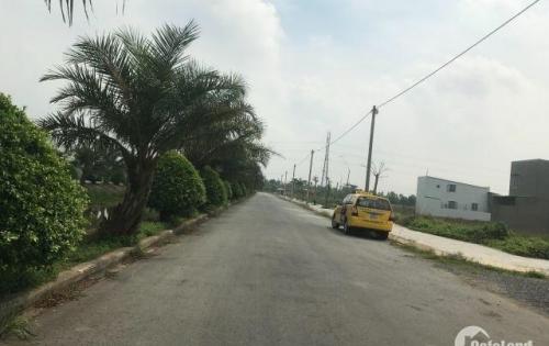 Bán đất đường Tỉnh Lộ 8 gần ngã ba Bàu Tre xã Tân Thông Hội Củ Chi