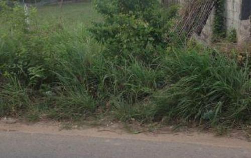 Đất thổ cư mặt tiền đường Lưu Bình Hương tại Củ Chi