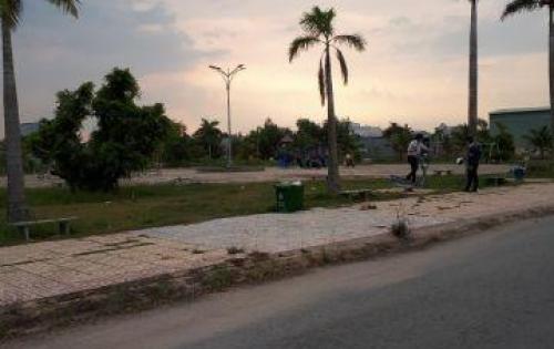 Cần tiền bán gấp 2 lô đất Nguyễn Thị Lăng Củ Chi DT 5x22 giá 550 triệu SHR