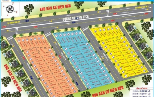 Dự án đất nền Củ Chi giá ưu đãi cho các nhà đầu tư cam kết thu về lợi nhuận