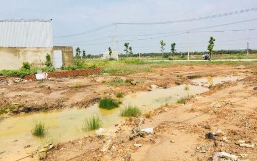 Bán đất xây dãy trọ 10x20m gần KCN Tân Phú Trung, Củ Chi